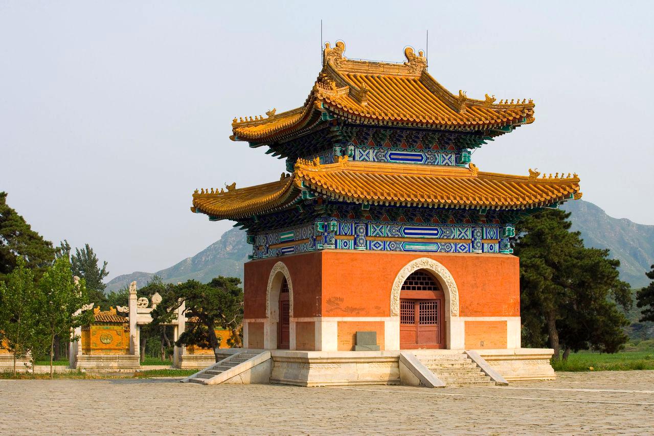 亿博国际备用网站电子(KING-BANG)为保定市易县清西陵打造IP网络广播系统