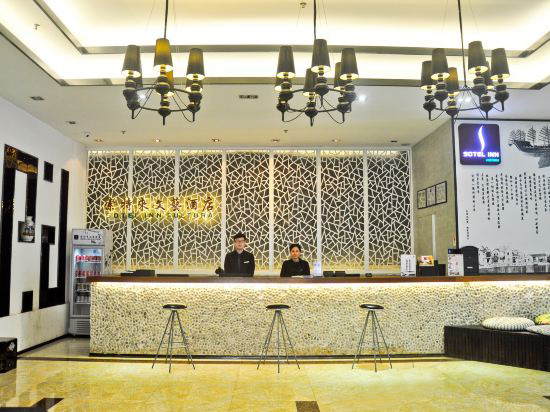 京邦电子(KING-BANG)IP网络广播系统进驻索特来文艺酒店