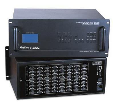 VGA三十二进十六出模拟矩阵切换器K-4V3216