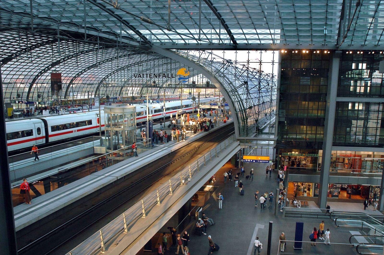 火车/地铁解决方案