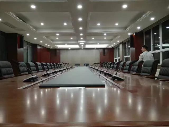 【京邦·会议系统案例】湛江市公安局