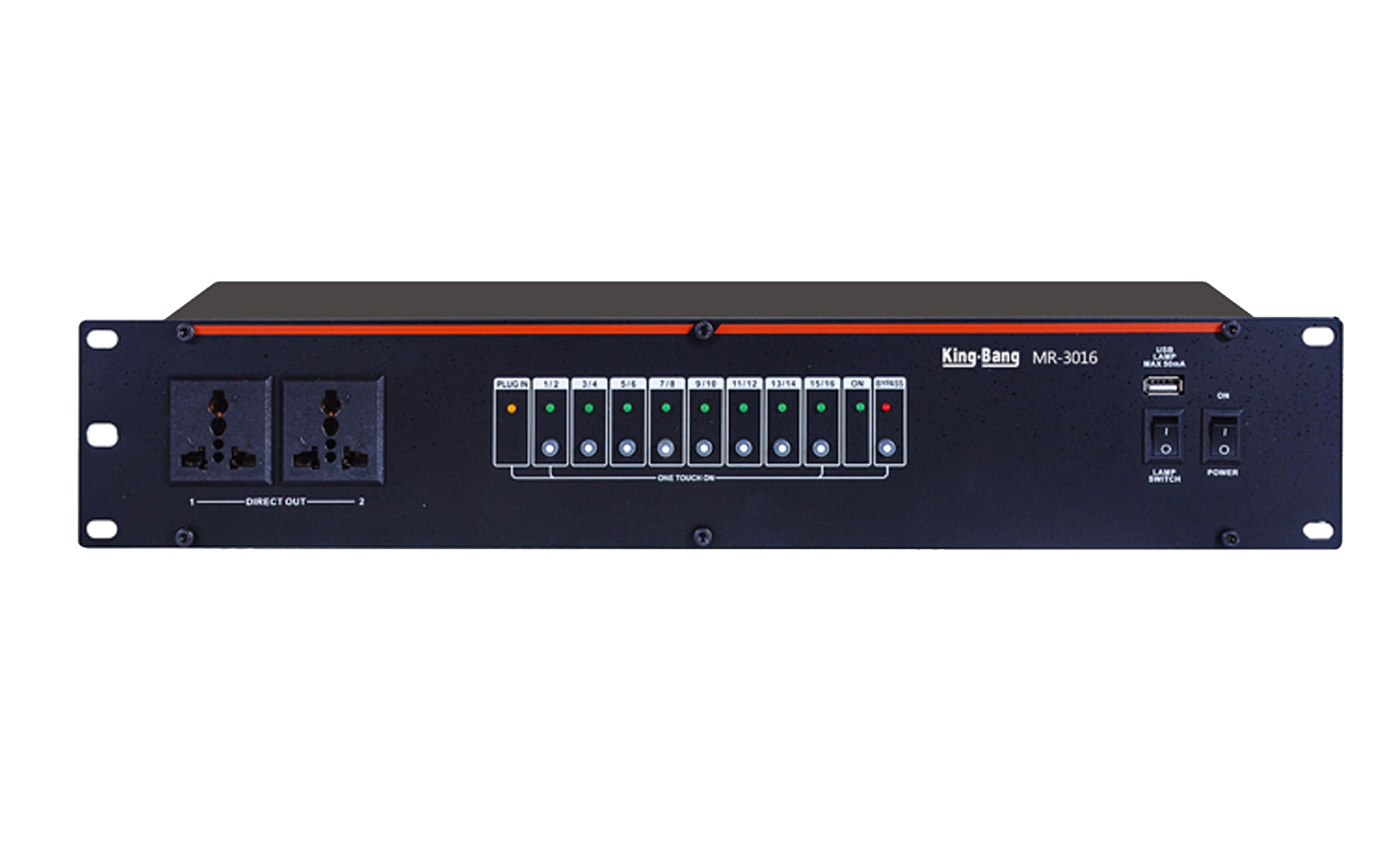 16路多功能时序器MR-3016