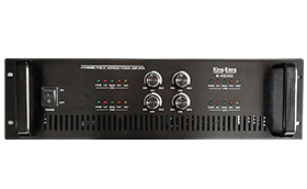 四声道纯后级广播功放       K-4S360