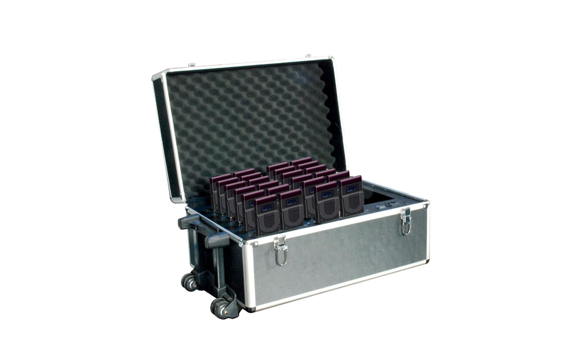 同声传译充电箱KM-2600X