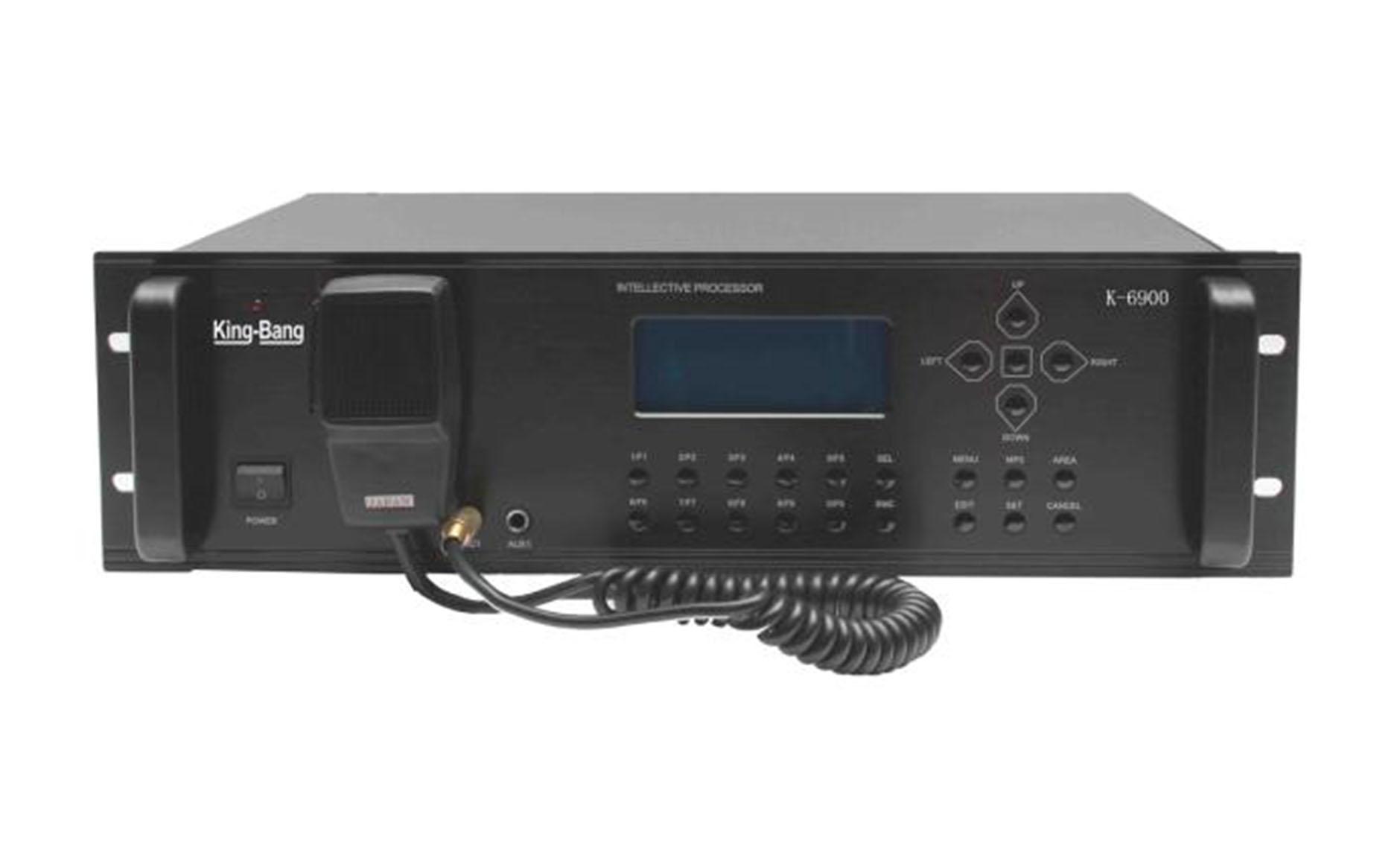 智能模块广播主机 K-6900