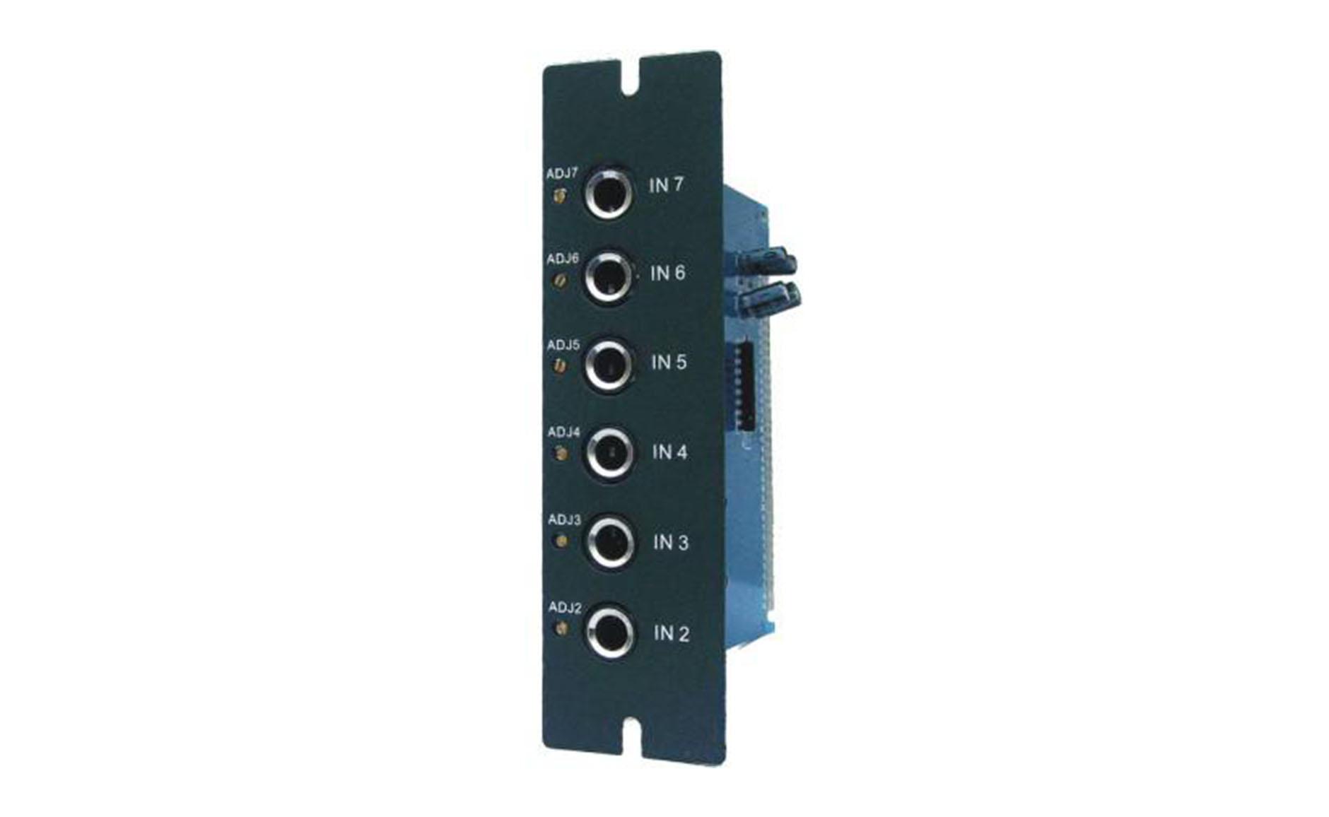 音频输入模块 K-6902