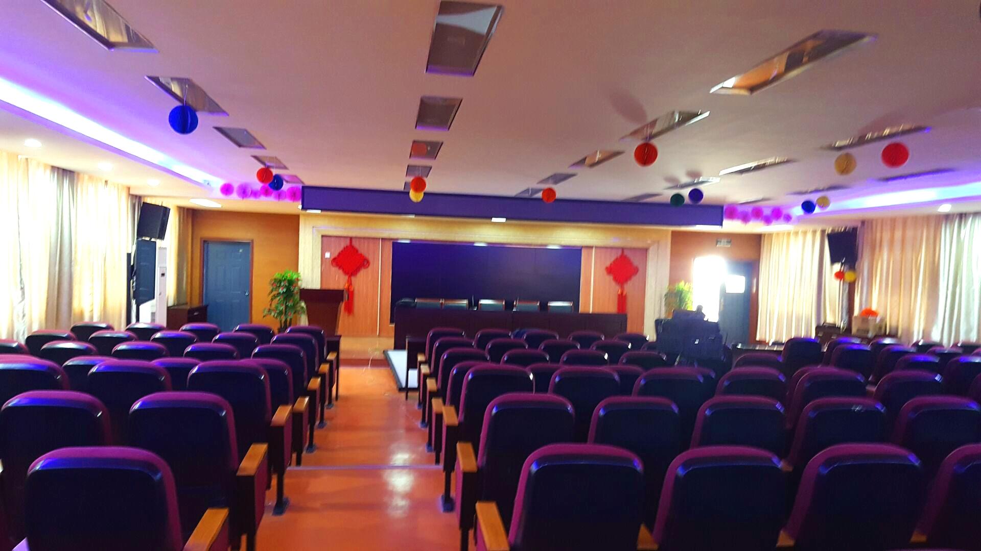 【京邦·会议系统案例】肥西县教育局4所中心校
