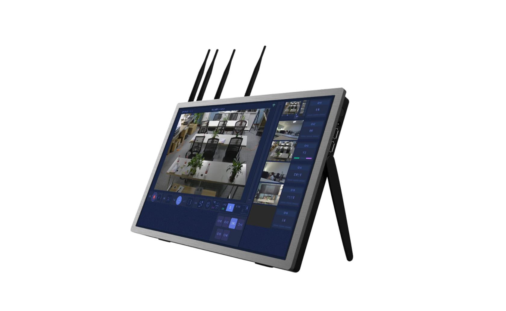 无线便携嵌入式教学录播主机(带互动) K-8940DI