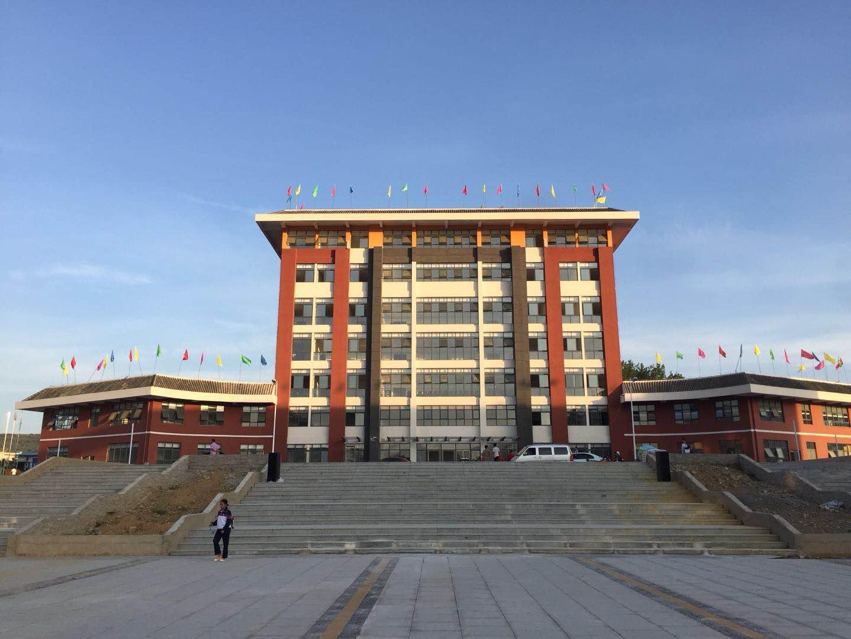 【京邦·广播系统案例】罗甸县边阳中学