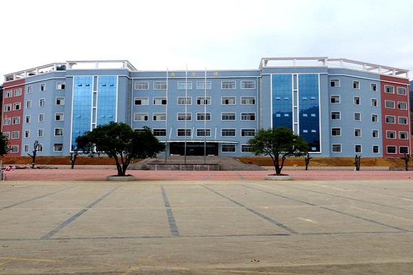 京邦电子(KING-BANG)IP网络广播系统进驻罗甸县边阳中学