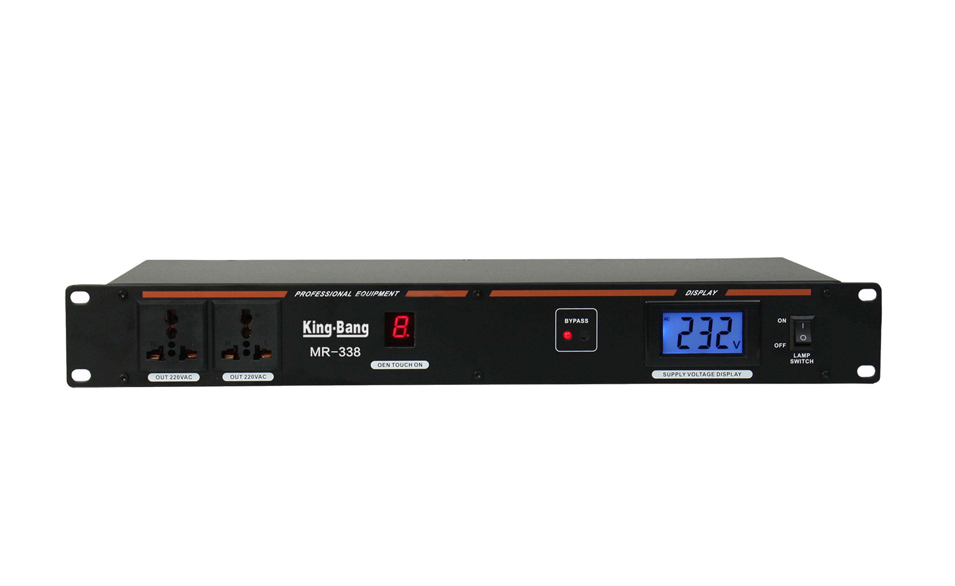 8路20A多功能时序器       MR-338