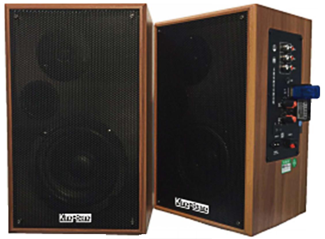 多媒体2.4G无线有源音箱20W        建议参考价:2650元