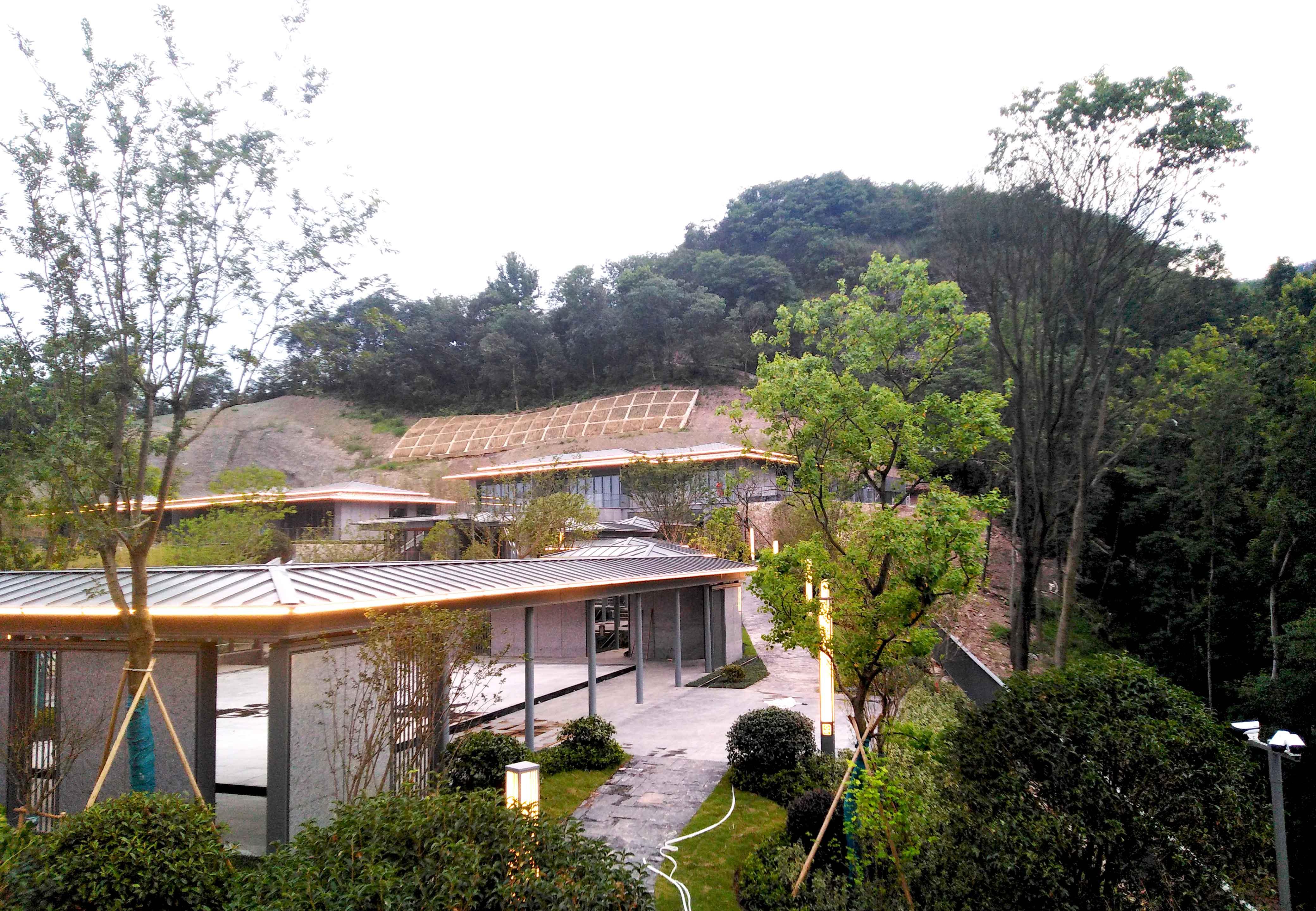 【京邦·智能广播设备】奉化区长岭村民宿智能化项目,梦幻般的邂逅