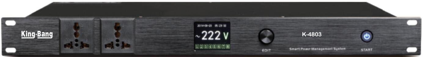 电源时序器  K-4803
